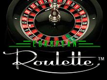 Автомат Европейская Рулетка в Азарт Плей