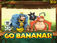 В Азарт Плей автомат Вперед Бананы